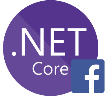 .NET Core, Facebook, logo
