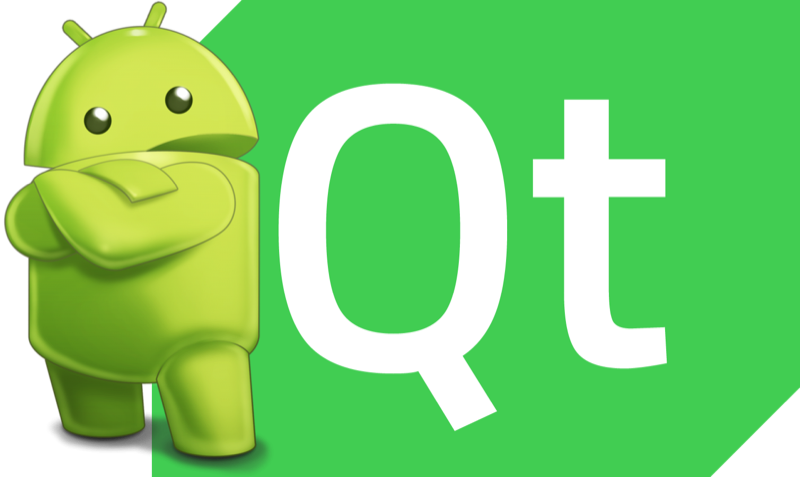 Qt Android logo